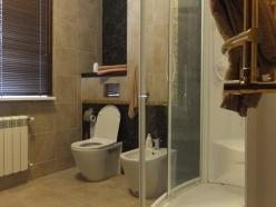 дизайн ванной комнаты готовый проект