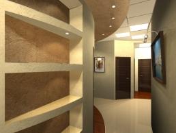 Дизайн офиса медицинской клиники 12