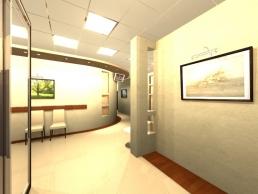 Дизайн офиса медицинской клиники 13