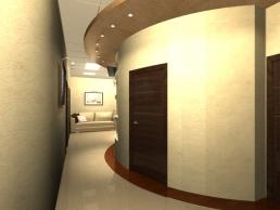 Дизайн офиса медицинской клиники 17