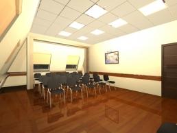 Дизайн офиса медицинской клиники 2