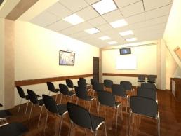 Дизайн офиса медицинской клиники 3