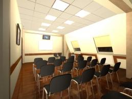 Дизайн офиса медицинской клиники 4