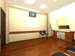 Дизайн офиса медицинской клиники 6
