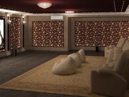 дизайн домашнего кинотеатра 4