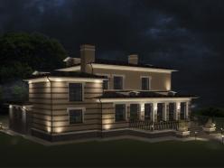 дизайн дома на Новорижском шоссе 2