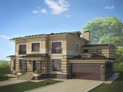 дизайн дома на Новорижском шоссе 6