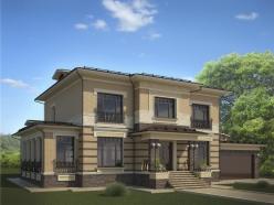 дизайн дома на Новорижском шоссе 7