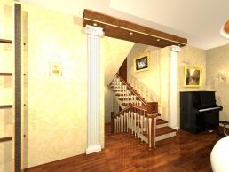 Дизайн Гостиной 13