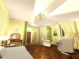 Дизайн Спальни  11