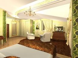 Дизайн Спальни  12
