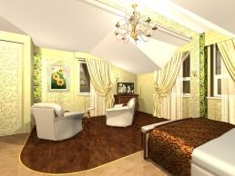Дизайн Спальни 13