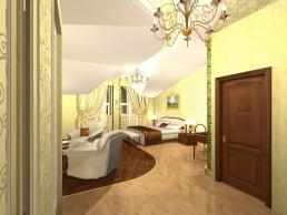 Дизайн Спальни 5