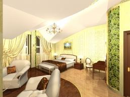 Дизайн Спальни  6