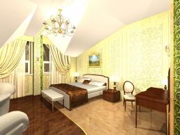 Дизайн Спальни  7