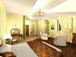Дизайн Спальни  8