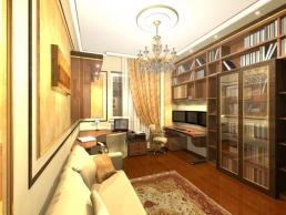 Дизайн кабинета 2