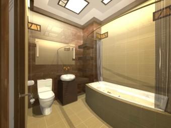 Дизайн Туалета, Дизайн Ванной комнаты