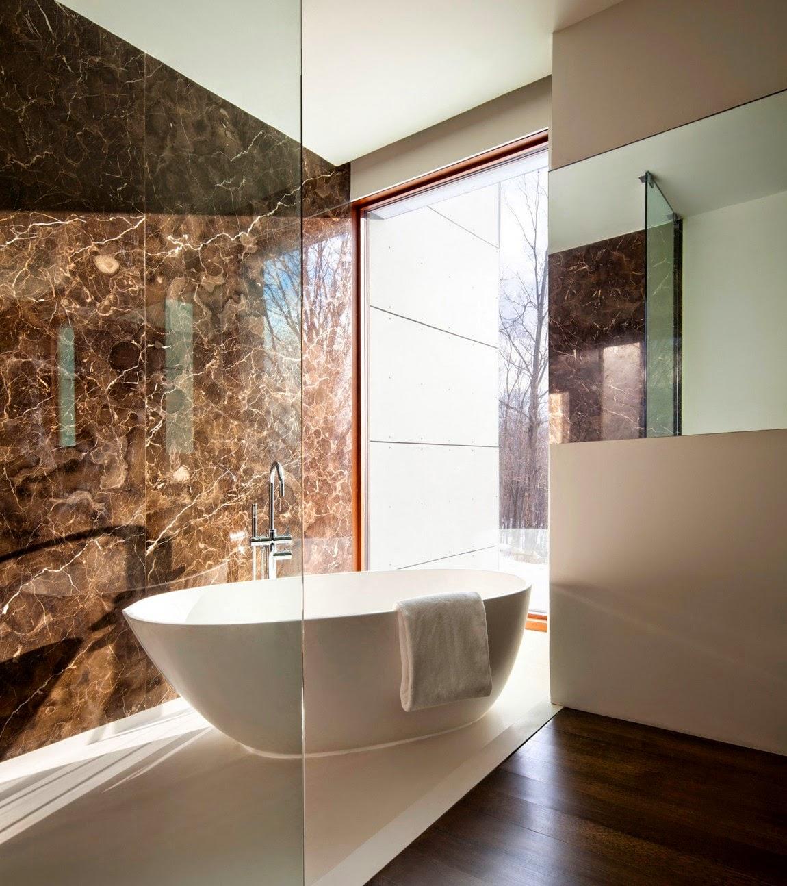 Энергия природы в ванной комнате