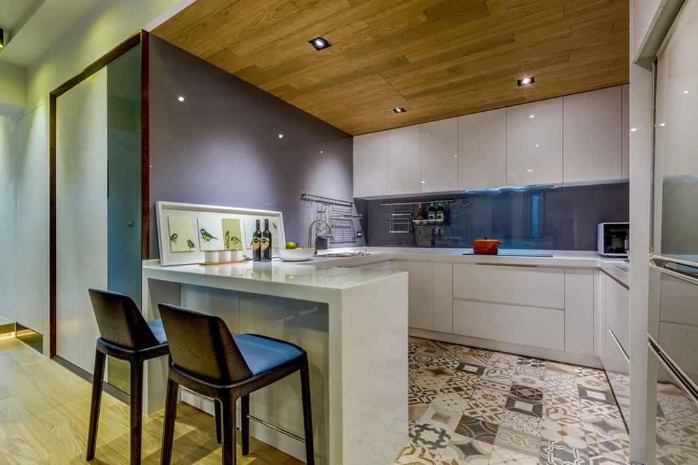Примеры кухонь в дизайне интерьера