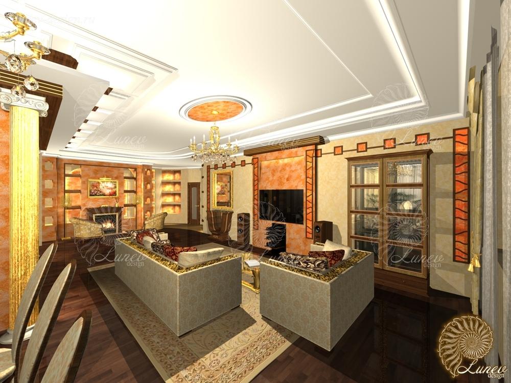 Дизайн Интерьера в Одинцово 12