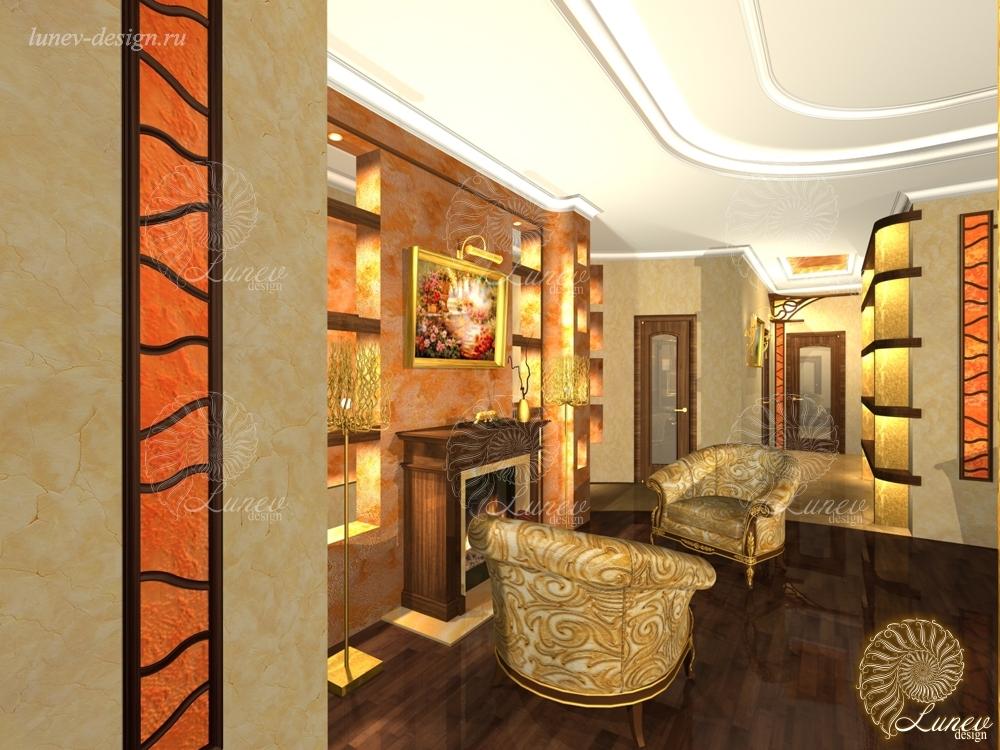 Дизайн Интерьера в Одинцово 13