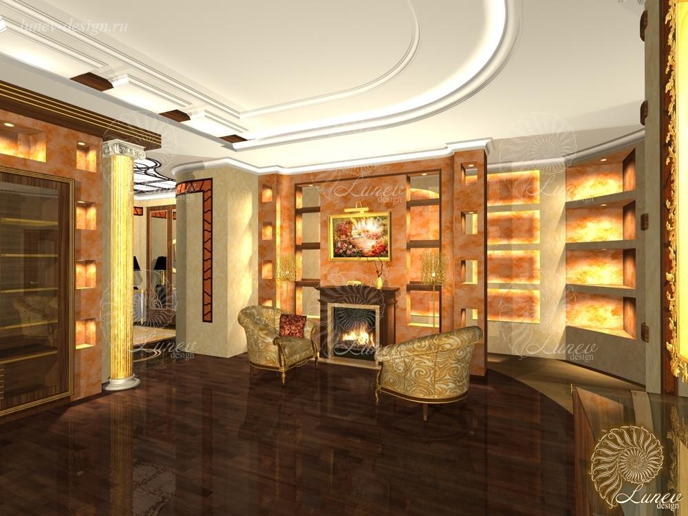 Дизайн Интерьера в Одинцово 17