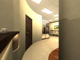 Дизайн офиса медицинской клиники 10