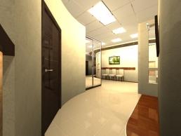 Дизайн офиса медицинской клиники 11