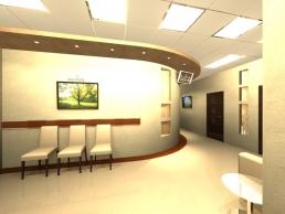 Дизайн офиса медицинской клиники 16