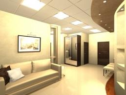 Дизайн офиса медицинской клиники 7