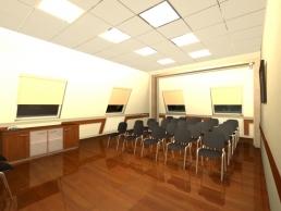Дизайн офиса медицинской клиники 1