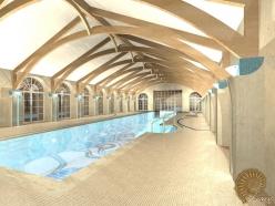 Дизайн бассейна 1