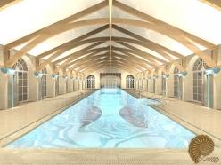 Дизайн бассейна 2