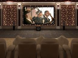 дизайн домашнего кинотеатра 3