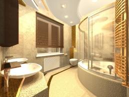 Дизайн ванной компаны 2