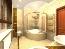 Дизайн ванной компаны 4