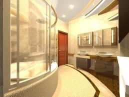 Дизайн ванной компаны 7