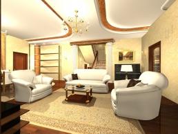 Дизайн Гостиной 12