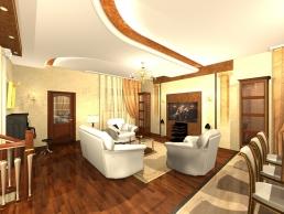 Дизайн Гостиной t3