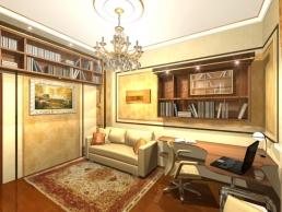 Дизайн кабинета 1
