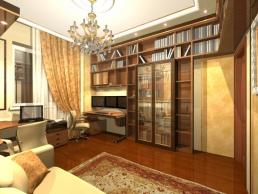 Дизайн кабинета 4