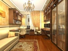 Дизайн кабинета 7