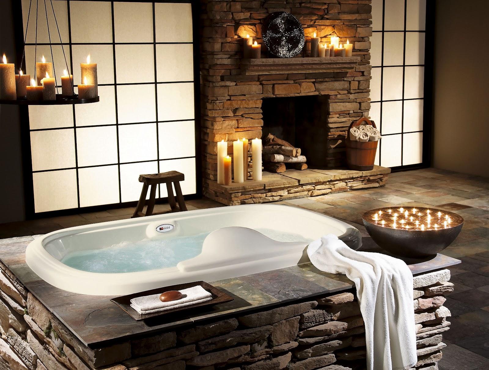 Атмосфера уюта и комфорта:Свечи в дизайне интерьера