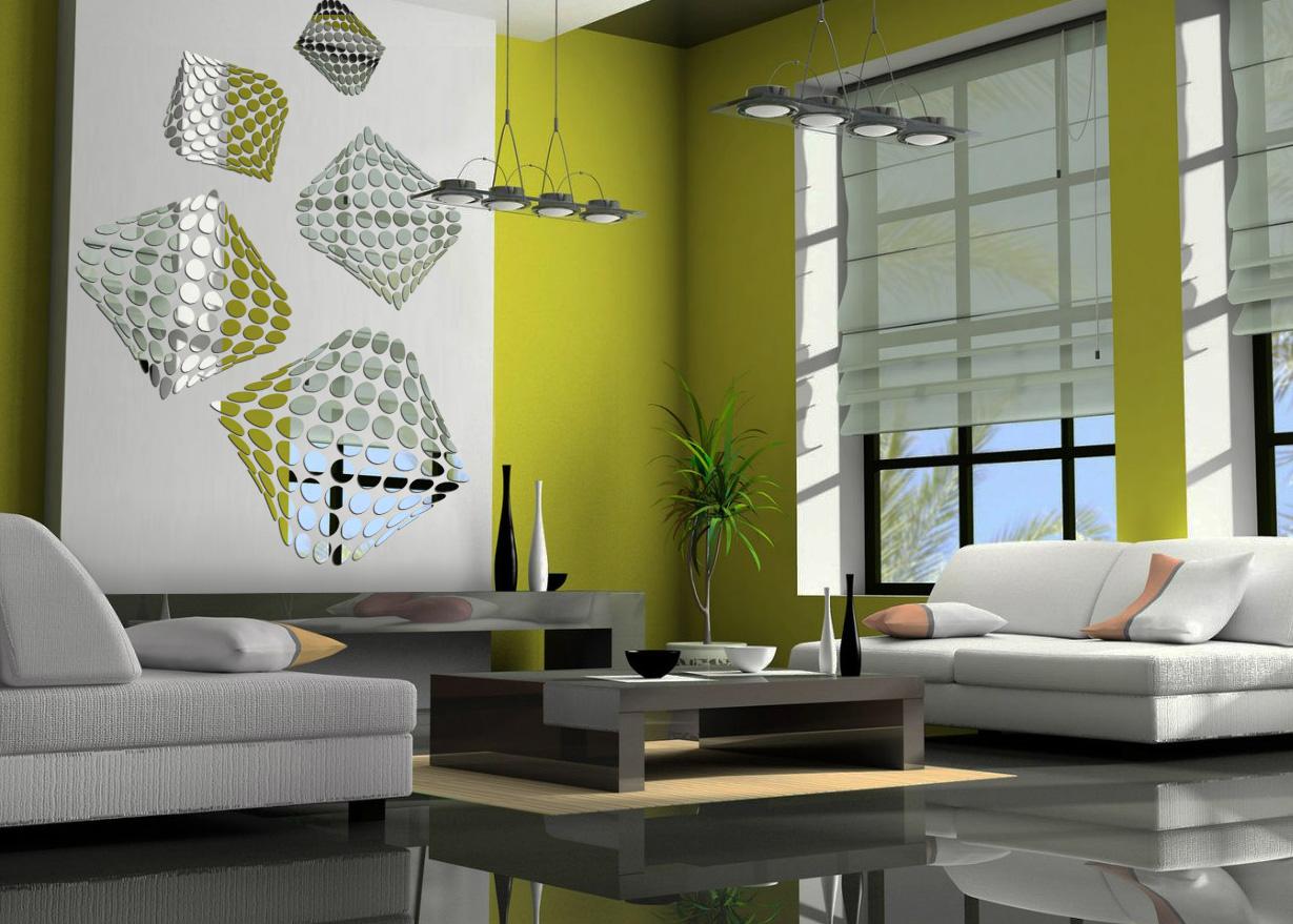 Атмосфера уюта и комфорта:Зеркала в интерьере