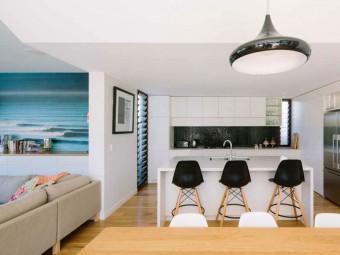 Примеры кухонь в дизайне интерьера (12 фото)